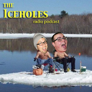 The Iceholes Comedy Podcast