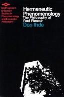 Download Hermeneutic Phenomenology