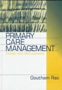 Download Primary Care Management