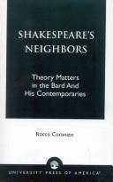 Download Shakespeare's neighbors