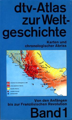 DTV-Atlas zur Weltgeschichte