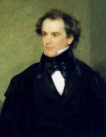 Photo of Nathaniel Hawthorne