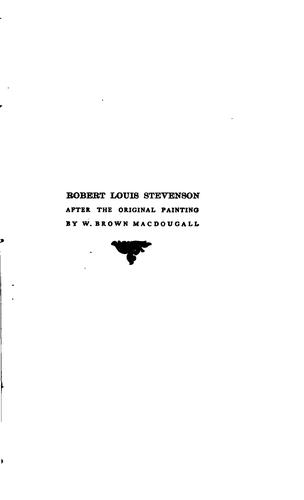 Download The home and early haunts of Robert Louis Stevenson