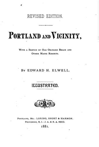 Download Portland and vicinity