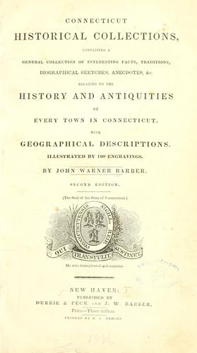 Download Connecticut historical collections