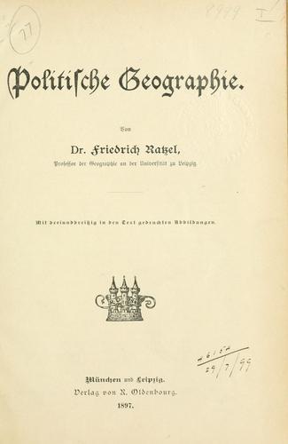 Download Politische Geographie.