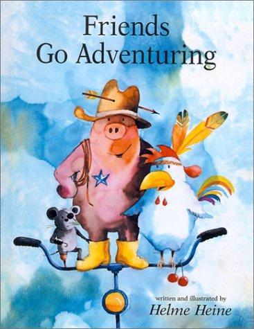 Download Friends Go Adventuring