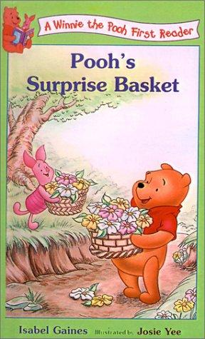 Download Pooh's Surprise Basket (Winnie the Pooh First Readers)
