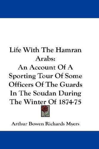 Download Life With The Hamran Arabs
