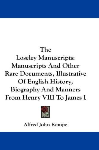 Download The Loseley Manuscripts