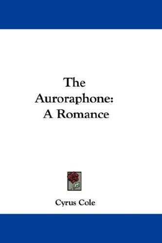 The Auroraphone