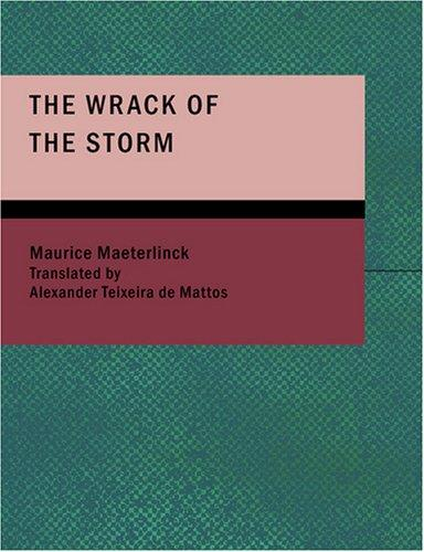 Download The Wrack of the Storm (Large Print Edition)