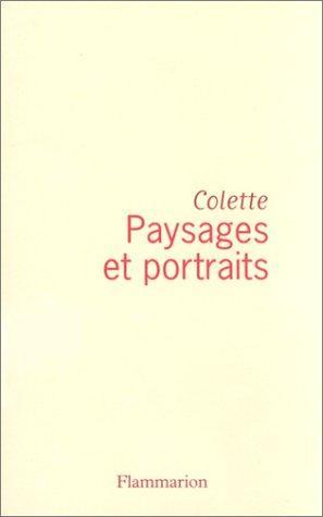 Paysages et portraits