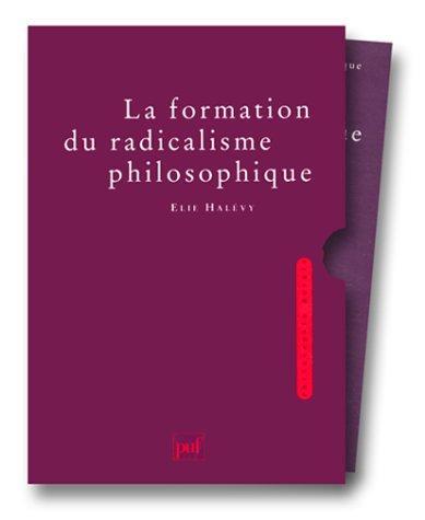 Download La formation du radicalisme philosophique