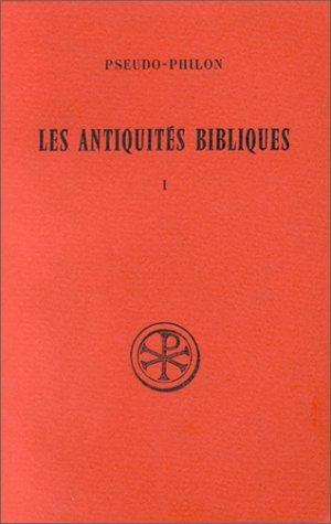 Les antiquités bibliques