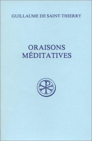 Download Oraisons méditatives