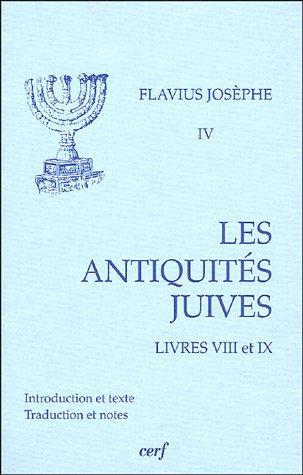 Les antiquités juives