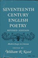 Seventeenth-century English poetry