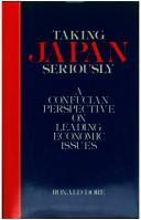 Taking Japan seriously