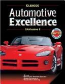 Automotive Excellence, Volume 1, Student Text
