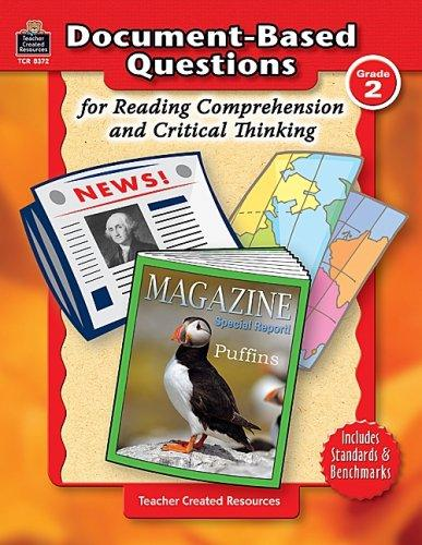 Download Document-Based Questions for Reading Comprehension and Critical Thinking