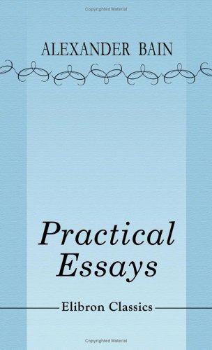 Download Practical Essays
