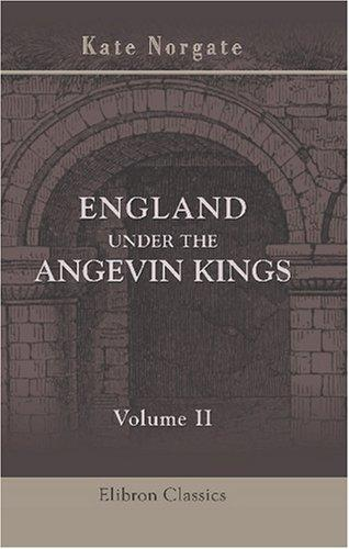 England under the Angevin Kings