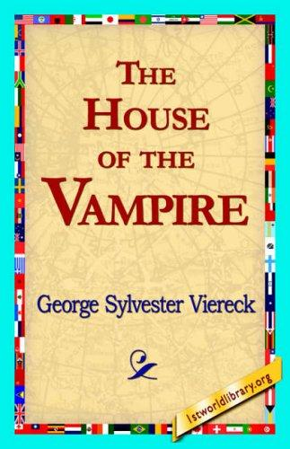 Download The House of the Vampire