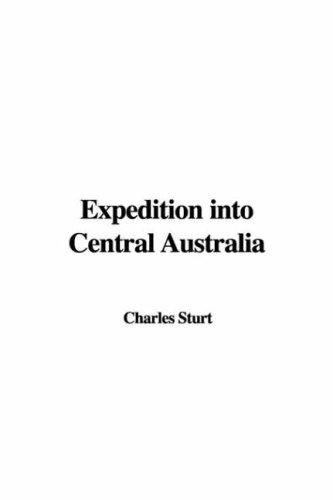 Download Expedition into Central Australia