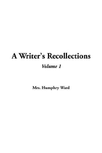 Download A Writer's Recollections