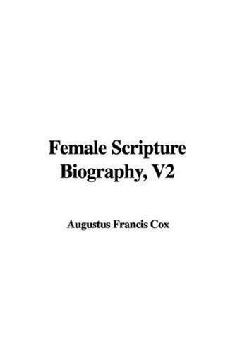 Female Scripture Biography
