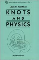 Download Knots and physics
