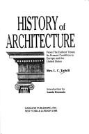 History of architecture from the earliest times