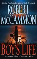 Book Cover: 'Boy's Life' by Robert McCammon