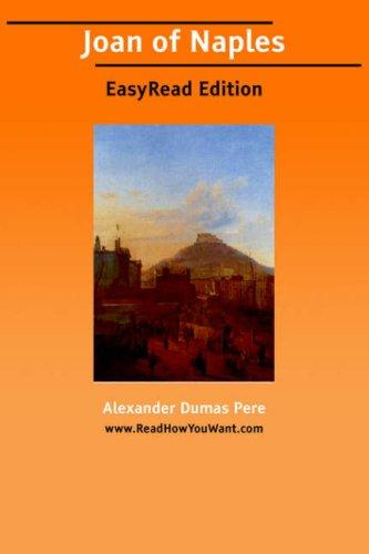 Download Joan of Naples EasyRead Edition