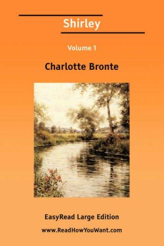 Download Shirley Volume 1 EasyRead Large Edition