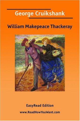 Download George Cruikshank EasyRead Edition