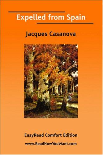 Download Expelled from Spain EasyRead Comfort Edition