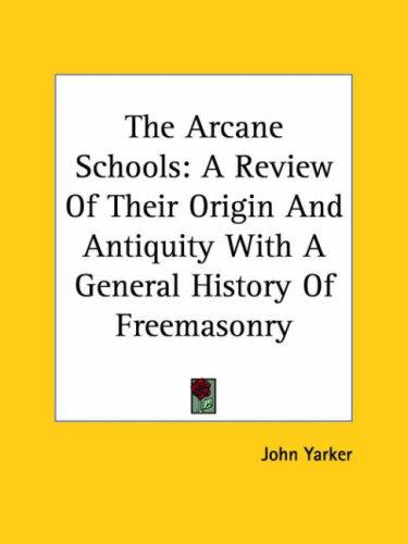 Download The Arcane Schools