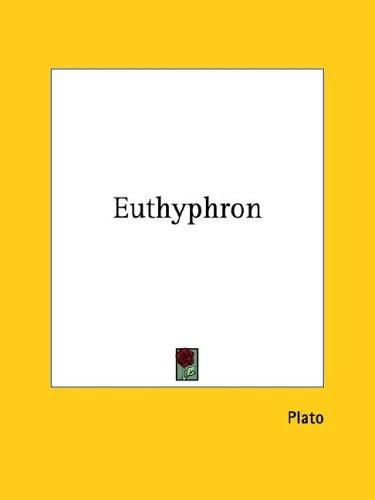 Download Euthyphron
