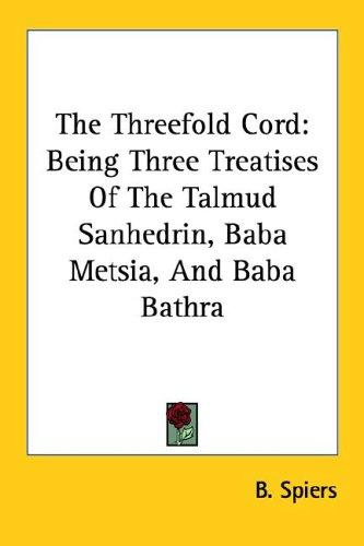 Download The Threefold Cord