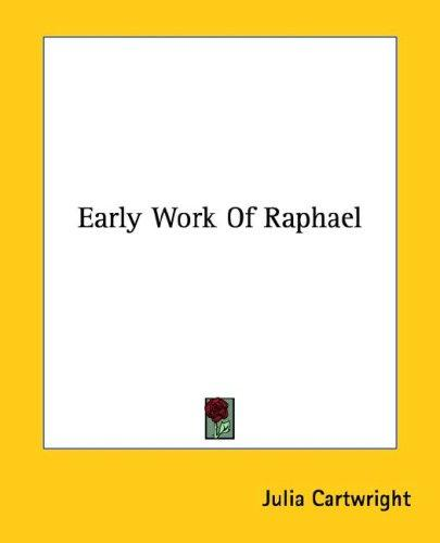 Download Early Work Of Raphael