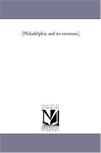 Download Philadelphia and its environs.