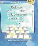 Gregg College Keyboarding & Document Processing for Windows, Kit 1 for MS Word 6.0
