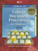 Download Gregg College Document Processing for Windows