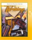 Download Elements of Writing