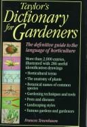 Taylor's Gardening Dictionary