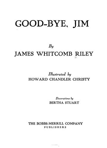 Download Goodbye, Jim