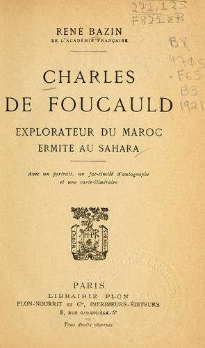 Download Charles de Foucauld