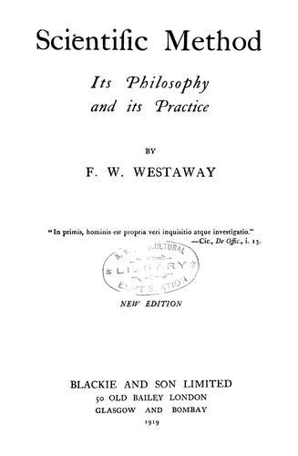 Download Scientific method